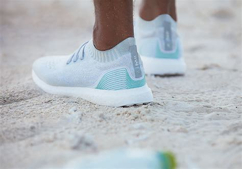 Adidas Ultra Boost Parley Blue Limited Edition parley adidas ultra boost uncaged release date sneaker bar detroit