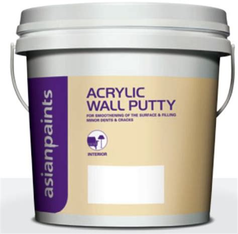 wall putty asian paints