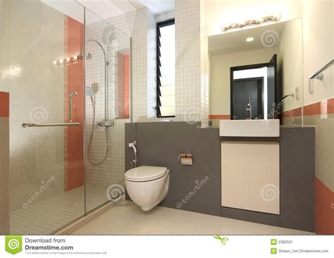 interior of bathroom interior design bathroom stock image image of light