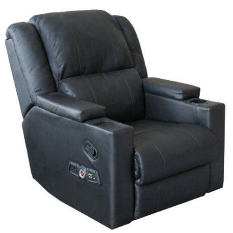 rocker bluetooth multimedia recliner gaming chair