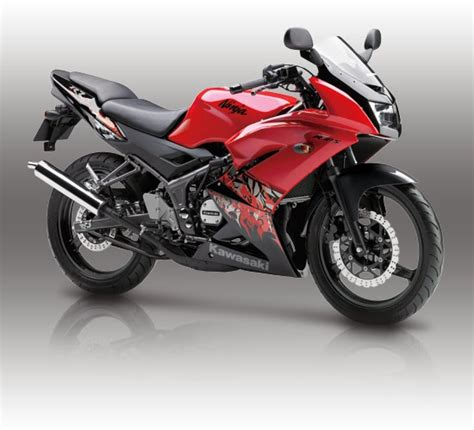 gambar motor kawasaki 150 rr 2013 terbaru motor modifikasi