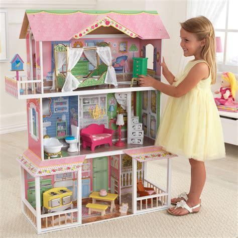 kid craft kidkraft sweet dollhouse 65851