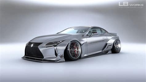 lexus that looks like a lamborghini liberty walk lexus lc 500 looks like a drifting supercar