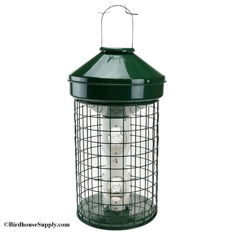 Caged Bird Feeders Woodlink Heavy Duty Caged Bird Feeder For Mixed Seed