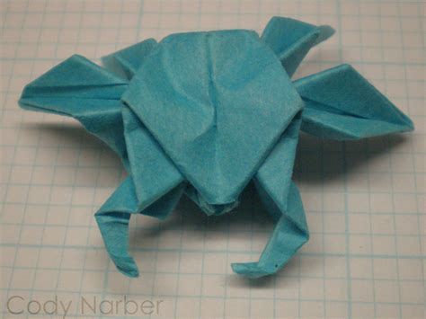 Manatee Origami - let s a byte origami