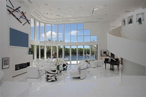 the white house living room miami by