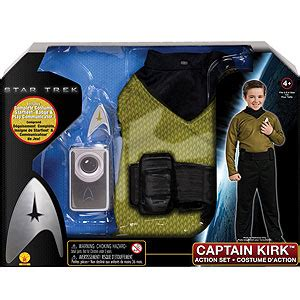 Supplier Play Dres By Athaya buy trek captain kirk dres up set at home bargains