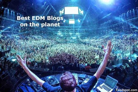 best edm websites top 100 edm blogs websites electronic club