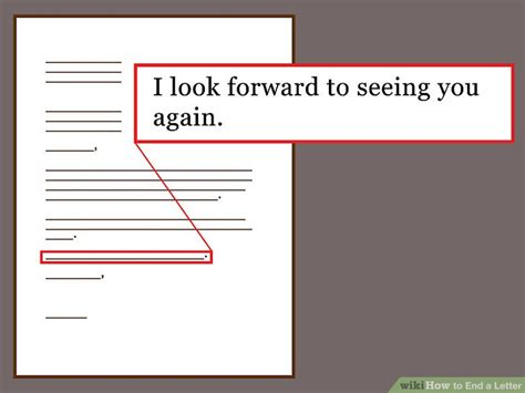 After Commitment Letter How Until Closing How To End A Letter With Sle Letter Closings Wikihow