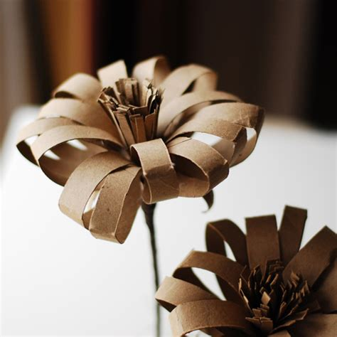 Toilet Paper Roll Flowers Craft - 14 toilet paper roll flowers craft ideas guide patterns