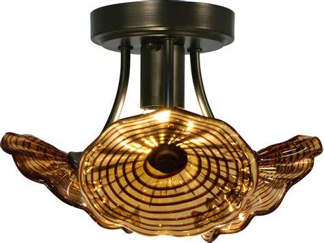 Copper Ceiling Light Fixtures by Dale Ah15481led Burnt Modern Copper Bronze