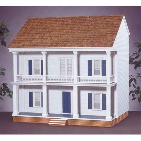 real good toys doll house real good toys mulberry dollhouse kit 1 inch scale www