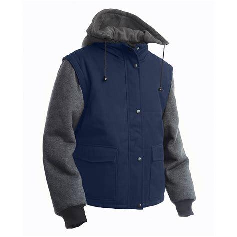Jaket Zipper 2 From Tribun Padang With zip sleeve jacket direct workwear