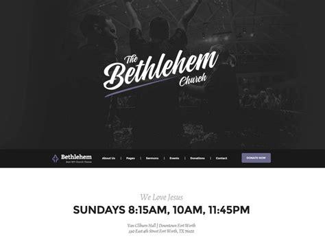 wordpress themes centered 25 best church wordpress themes with sermon event management