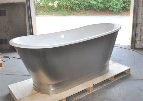 steel bathtubs metal bathtubs 28 images american metalcraft mtub10