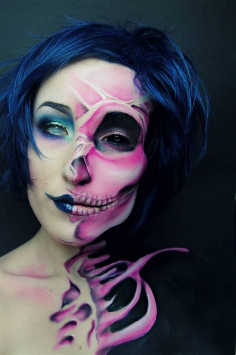 extreme tattoo makeup extreme make up art inspired by dark fantasy world bored