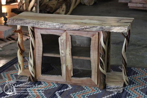 Twisted With An Edge juniper furniture juniper log furniture littlebranch farm