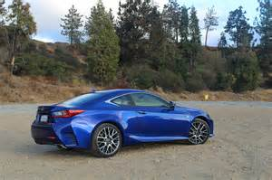 Lexus Rc 350 F Sport Price 2016 Lexus Rc 350 F Sport One Week Review Automobile