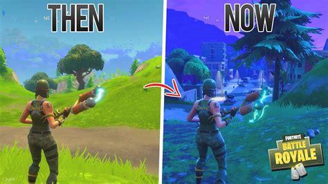 fortnite original map map vs new map fortnite map comparison