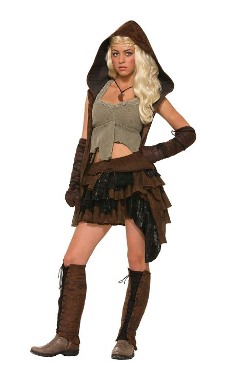 womens costumes rogue warrior costume 58 99 the