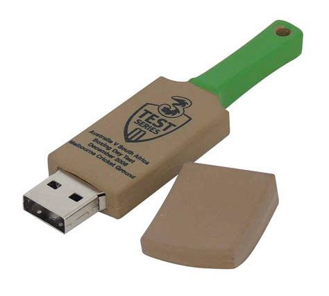 Cricket Bat USB Flash Drive   Promotional Products online catalogue   JEM Promotional Products