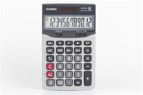 Sale Kalkulator Desktop Casio D 40l jual casio ax 120s jual casio desktop ax 120s di kalkulator grosir