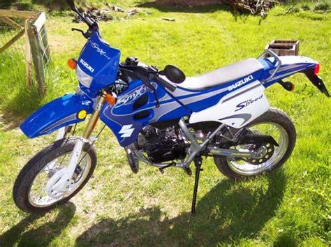 Suzuki Smx 50 Test Suzuki Smx 50 Terenowy Motorower Na Asfalt I Na
