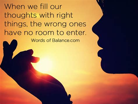 everything wrong with the room 5 things to tell yourself each day words of balance