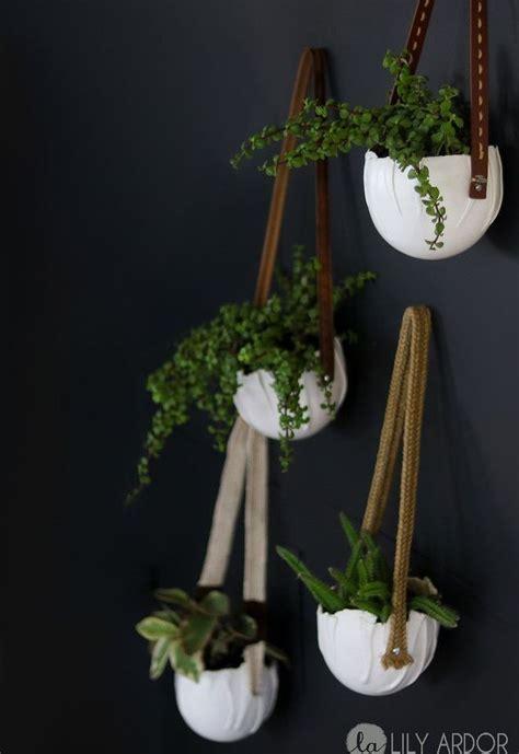 vasi appesi oltre 25 fantastiche idee su vasi a parete su