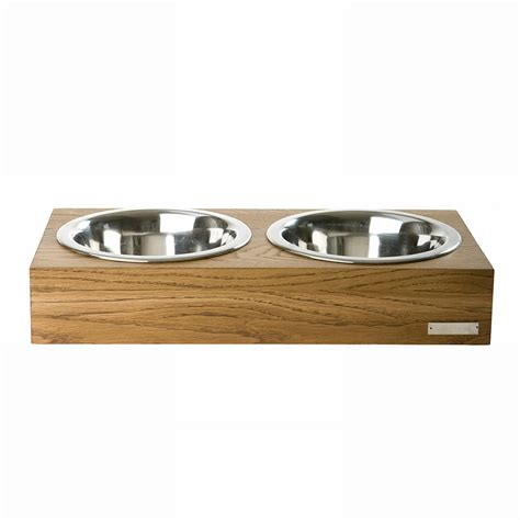 puppy bowl dogs wooden bowl mungo maud and cat outfitters