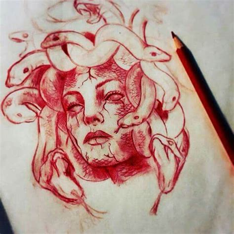 best 25 medusa tattoo ideas on pinterest