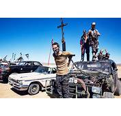 Wasteland Mad Max Festival That'll Make Burning Man Look