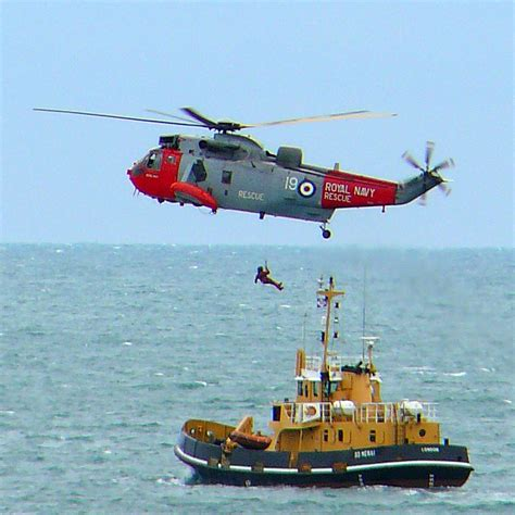 a rescue air sea rescue