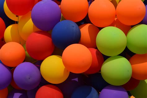 colorful balloons free photo colorful balloons colorful birthday