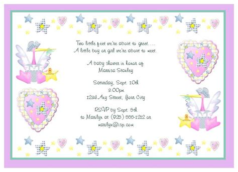 thank you card messages baby shower free baby shower invitations templates for word baby