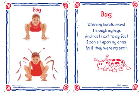 printable yoga flash cards yoga kit for kids