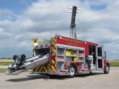 fire boat specifications winnipeg fire department water rescue fort garry fire