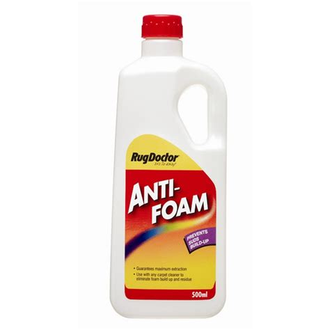 rug doctor anti foam solution rug doctor 500ml anti foam hire shop consumable bunnings warehouse