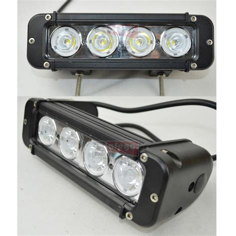 8 Inch Led Light Bar 4pcs 8 Quot Inch 40w Cree Led Light Bar For Work L Tractor Boat Road 4wd 4x4 Led Bar Light