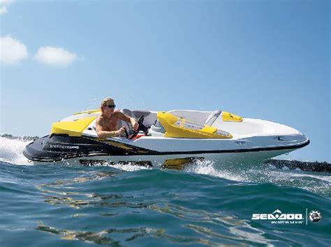sea doo boat for water skiing ski boat jet ski boat combo
