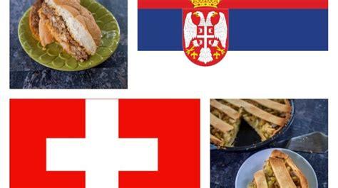 mecz serbia szwajcaria kuchnia gdańska ptysie nerdy cookin