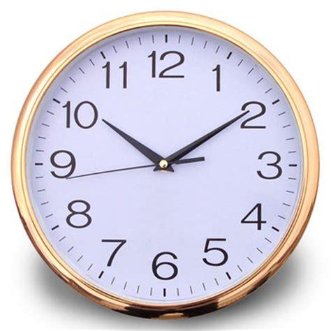 cheap wall clocks cheap plastic wall clock wholesale round shape factory