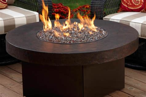 outdoor propane firepits 42 backyard and patio pit ideas