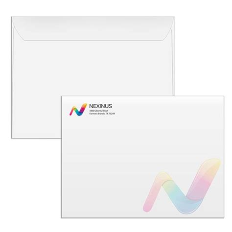 48 hour print templates envelope printing standard self seal and window