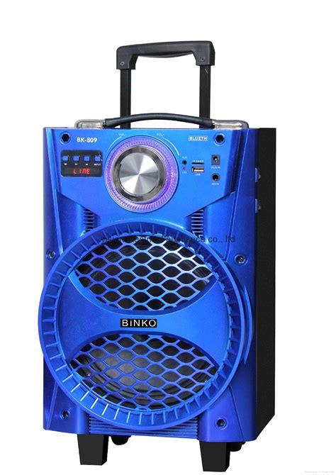 Speaker Karauke Ms52 Advance portable karaoke speakers bk 809 binko china