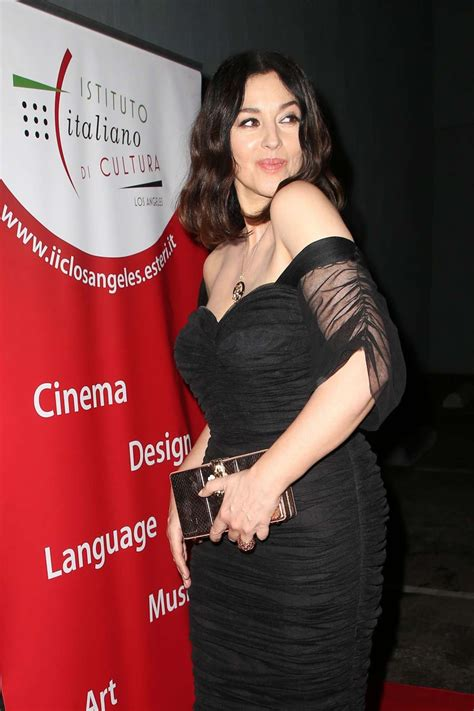 monica bellucci awards monica bellucci iic los angeles creativity awards 2018