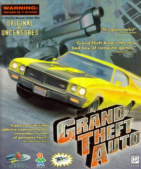 grand theft auto 1 pc review and full download old pc gaming grand theft auto series video game lies fandom powered