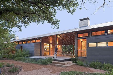 Lake Flato House Plans Cross Timbers Ranch By Lake Flato Architects