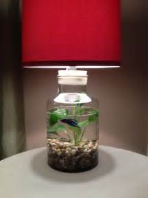 Idea Lamp Idea For A Fillable Lamp Interiors Pinterest