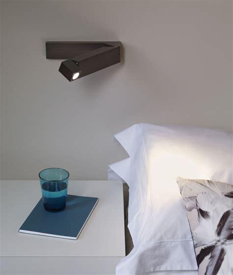 Led Bedroom Reading Ls by Adjustable Led Bedside Reading Light 4 Finishes Master